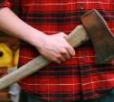 Житель Одоева зарубил топором своего знакомого, а затем добил его ножом