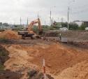 Как в Туле продвигается строительство второй очереди Восточного обвода