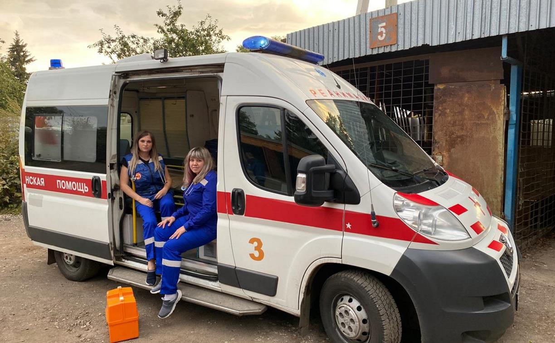 В Тульской области медики спасли жизнь женщине, которой поезд отрезал ноги