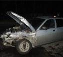 В аварии в Пролетарском районе пострадали два человека