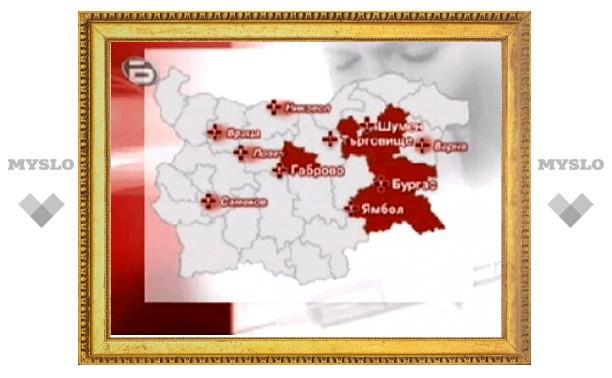 Эпидемия свиного гриппа поразила Болгарию: 100 тыс. заболевших