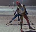 Тульский паралимпиец занял 13 место в лыжной гонке