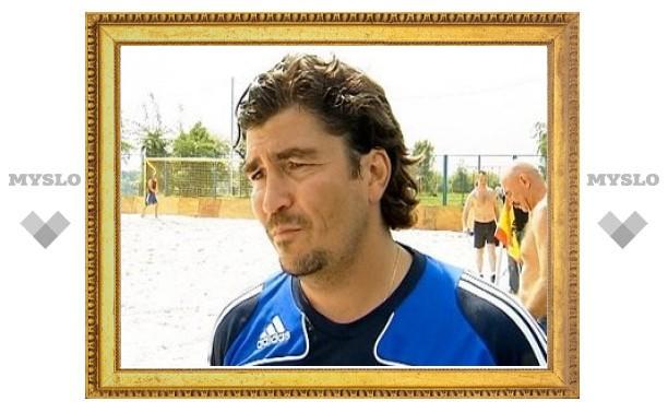 Николай Писарев возглавил молодежную сборную России по футболу