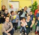 Тульский экзотариум устроил праздник для особенных детей