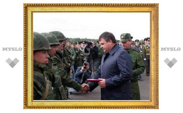 Генштаб объяснил условия службы иностранцев в российской армии