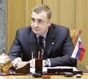 Врио губернатора Тульской области Алексей Дюмин провёл рабочую встречу с секретарём Общественной палаты