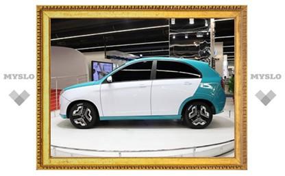 """Продажи """"ё-мобилей"""" начнутся в декабре 2012 года"""