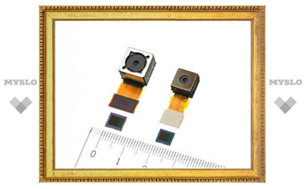 Sony выпустила 16-мегапиксельную камеру для телефонов