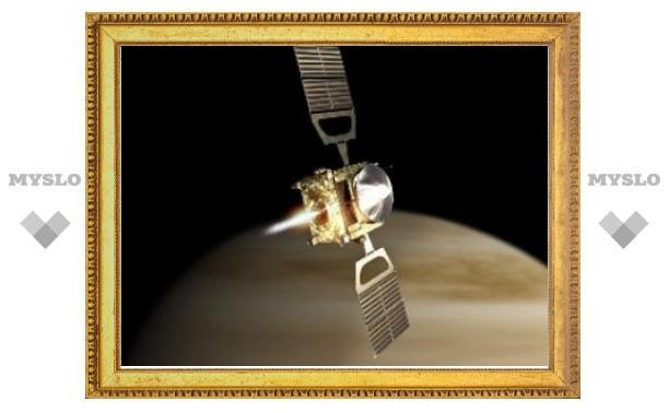 Японский зонд промахнулся мимо Венеры