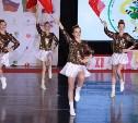 Тульские мажоретки привезли медали с чемпионата и первенства России
