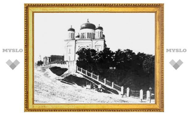 На месте первой каменной церкви Киевской Руси построят храм