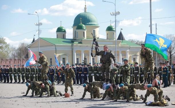 Тульские десантники отпразднуют свой 71-й день рождения