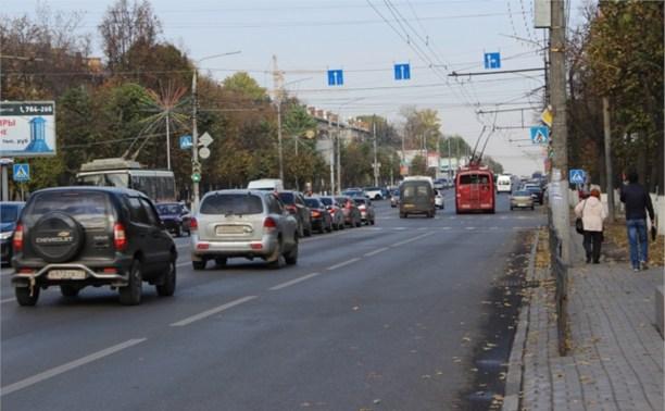 Поворот с проспекта Ленина на улицу Агеева запретили