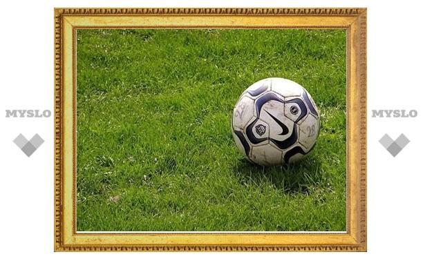 Новомосковский «Химик» провел ряд контрольных матчей