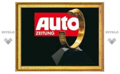 """Автомобили Skoda стали лучшими сразу в трех категориях премии """"Auto Trophy 2007"""""""