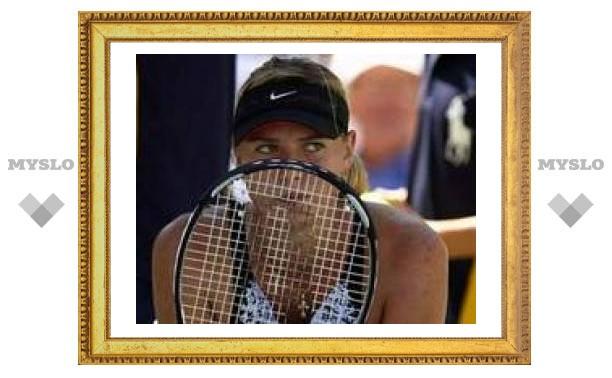 Шарапова и Петрова проиграли на US Open