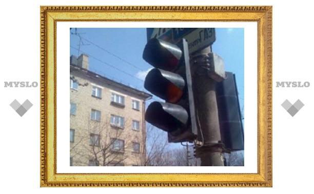 Перекресток без светофора