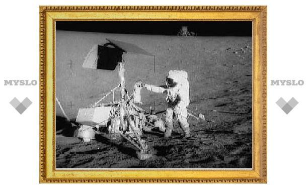 """Кратеры на Марсе назвали в честь лунной миссии """"Аполлон-12"""""""