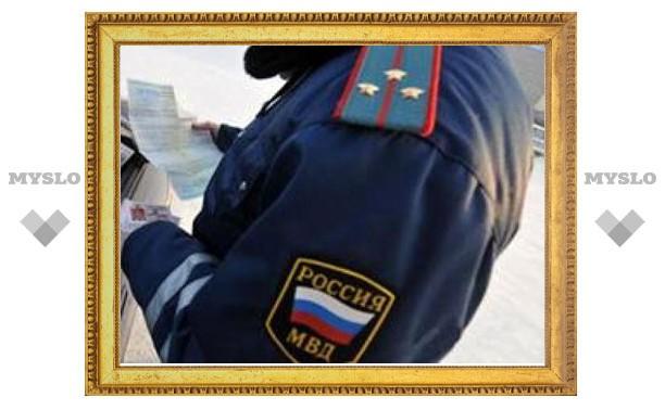 В Туле осудили инспектора ДПС