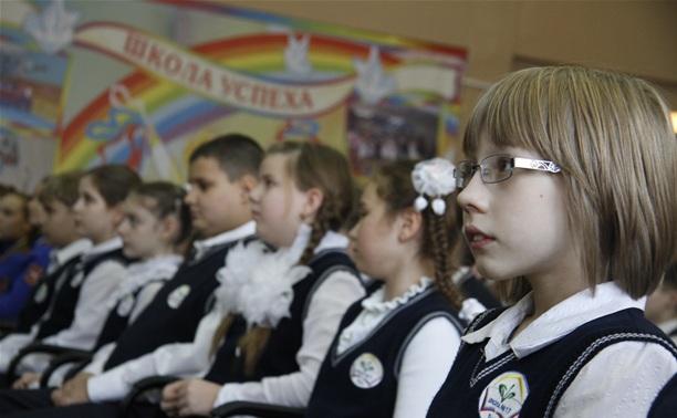 В тульских школах прошел классный час на тему: «Олимпийское движение»