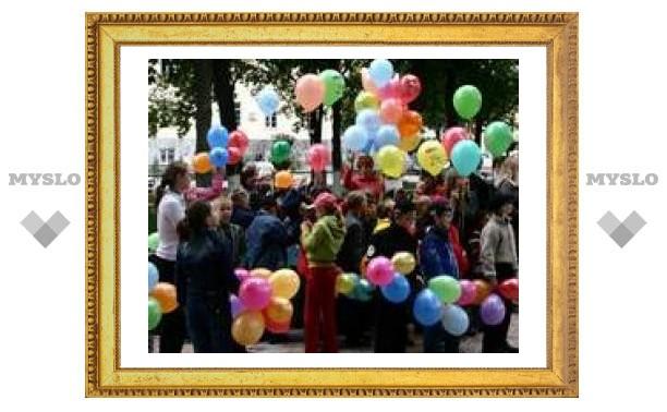 В Туле открылся обновленный Пушкинский сквер