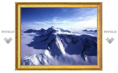 Трансантарктические горы оказались остатками гигантского плато