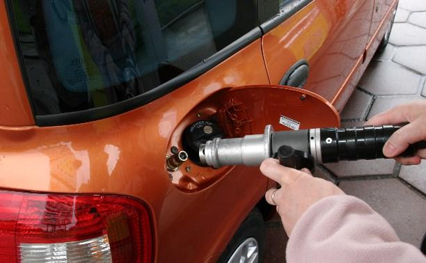 Владельцев машин на газе могут освободить от транспортного налога