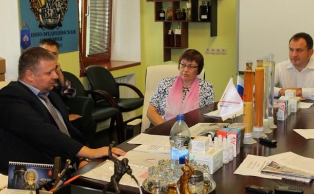 ОНФ в Тульской области продолжает отслеживать экологическую ситуацию вокруг «Росбио»