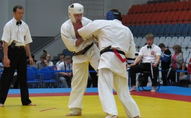 Ветераны киокусинкай от Тульской области успешно выступили на Кубке АКР