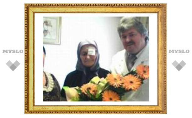 Краснодарские хирурги удалили 111-летней пациентке вторую катаракту