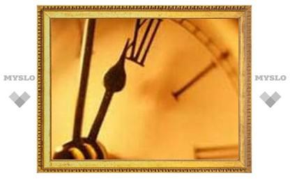 А вы не забыли перевести часы?