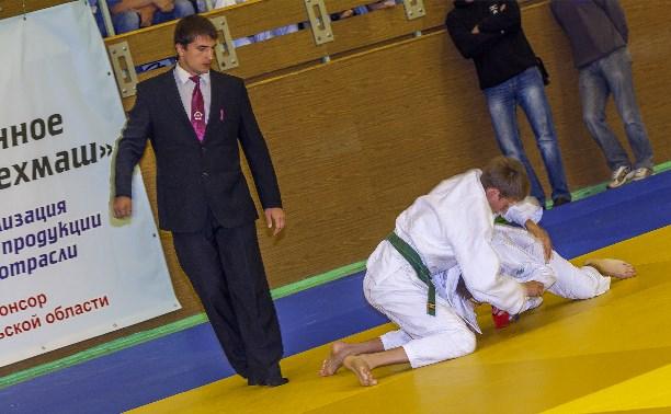 Тула приняла Всероссийский турнир по дзюдо