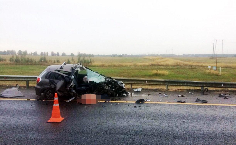 На трассе М-4 «Дон» в ДТП погиб мужчина