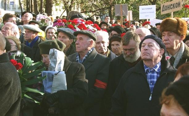 В Тульской области пройдут траурные митинги в память о жертвах политических репрессий