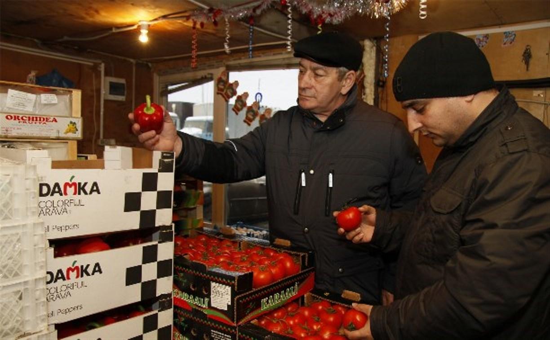 В Тульской области построят два крытых рынка