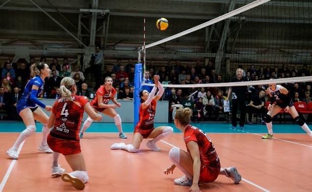 «Тулица» вышла в финал Кубка губернатора Тульской области
