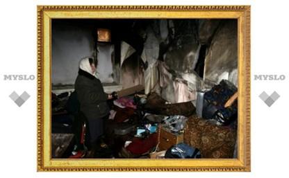 В Туле в пятиэтажке взорвался газ