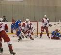 В Новомосковске стартовал молодежный чемпионат России по хоккею