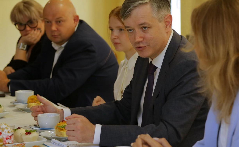Олег Кравченко, ио ректора ТулГУ: Студенты должны иметь возможность написать напрямую ректору