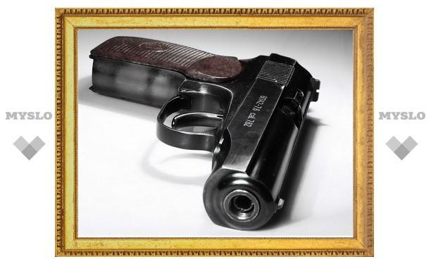 Милиционер выстрелил себе в висок из табельного пистолета