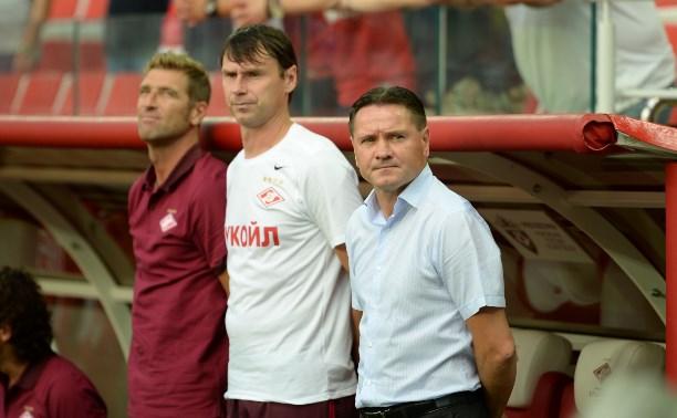 Дмитрий Аленичев: «Психологически было нелегко играть против «Арсенала»»