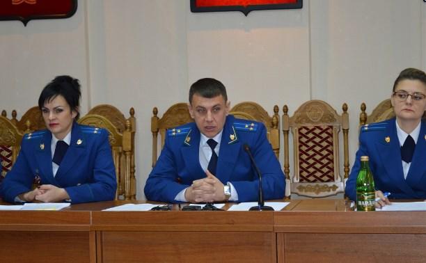 Прокуратура: в Тульской области стало больше взяточников