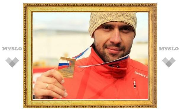 """Российский биатлонист понадеялся на """"животворящий ноль"""""""