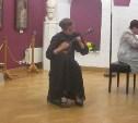 Тульская студентка выступила на XIII Международном фестивале «Москва встречает друзей»