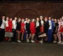 В Тульском кремле прошел показ новой коллекции московского модельера Ксении Кравцовой