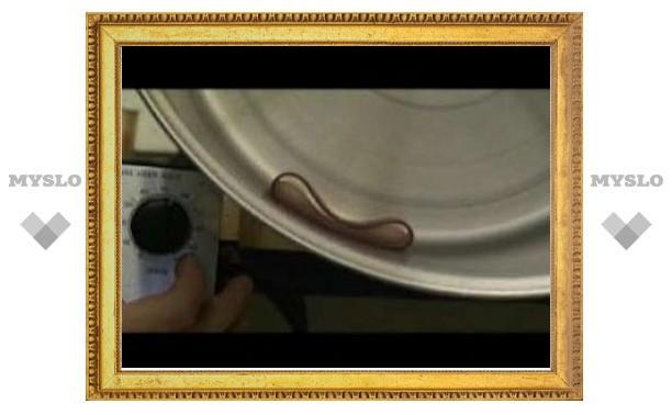 Физики изучили вращающиеся резиновые кольца