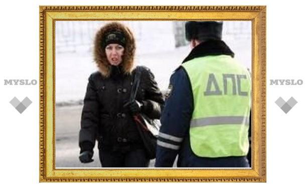 До конца марта активно будут «отлавливать» пешеходов-нарушителей