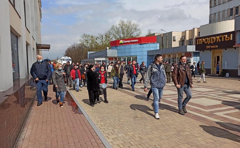 В Тулу прибывают фанаты «Спартака»: видео