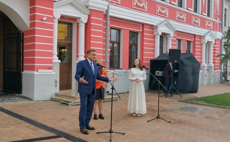 В Туле открылся филиал музея «Ясная Поляна»