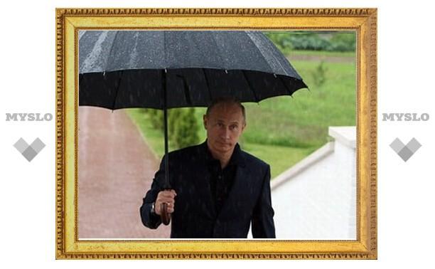 Путин пообещал писателям ежегодные премии